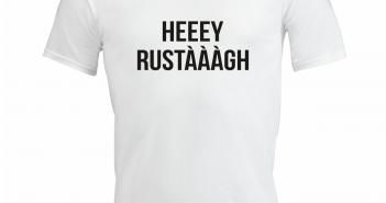 Heeey rustaaag shirt